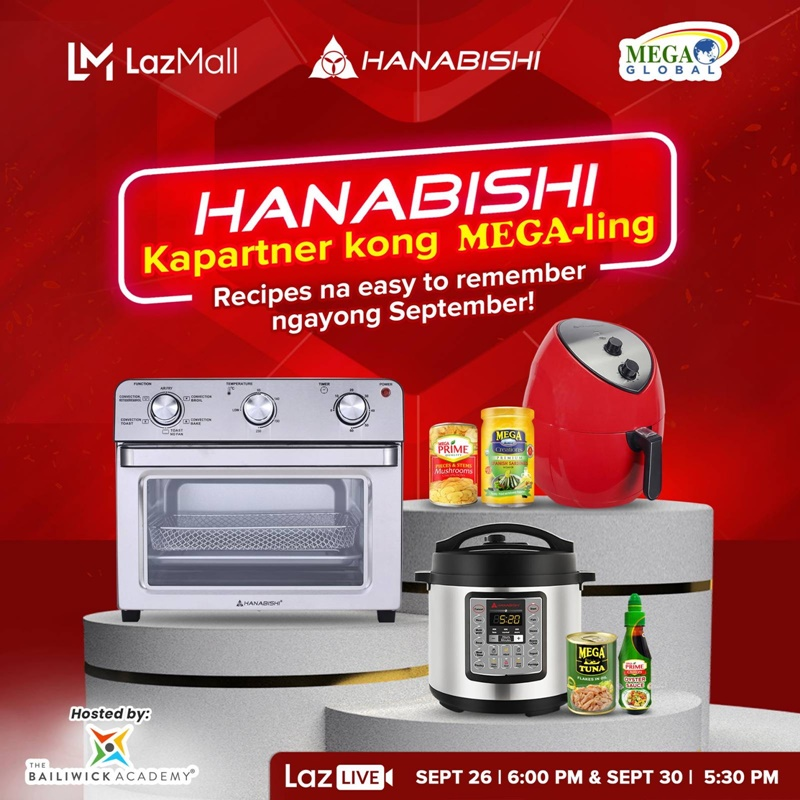 learn-easy-to-prepare-dishes-in-hanabishi-mega-primes-lazlive-cooking-demos-on-sept-26-and-30