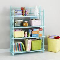Jenny Lind Bookcase (Teal) | The Land of Nod