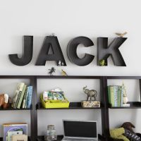 Wall Letters & Wooden Wall Letters | The Land of Nod