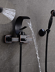 wall mount waterfall faucets