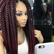 braiding hair box braids crochet