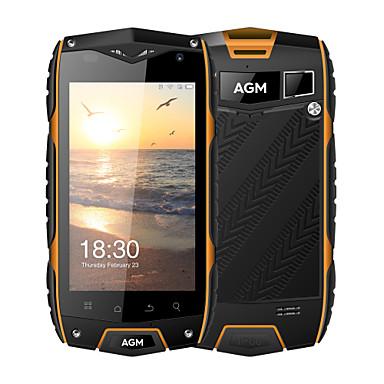 AGM AGM A7 4.0 inch 4G Smartphone (2GB + 16GB 8 MP Quad Core 2930)