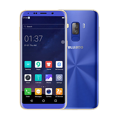 Bluboo S8 5.7 inch 4G Smartphone ( 3GB + 32GB 16MP MediaTek MT6750 3450 mAh )