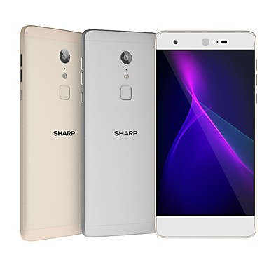 "SHARP Z2 Global Version 5.5 inch "" 4G Smartphone ( 4GB + 32GB 16 mp MediaTek MT6797 3000 mAh mAh ) / 1920*1080"