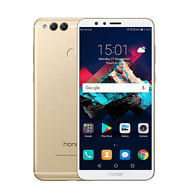 "Huawei HONOR 7X Global Version 5.95 inch "" 4G Smartphone ( 4GB + 64GB 2 mp / 16 mp Hisilicon Kirin 659 3340 mAh mAh )"
