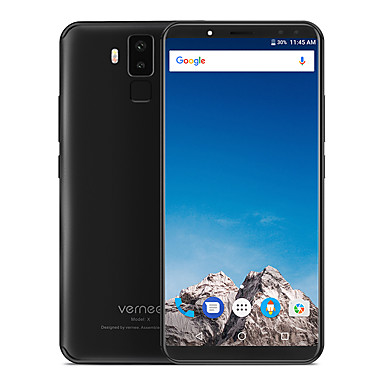"Vernee X 5.6-6.0 "" 4G Smartphone ( 6GB + 128GB 5 MP 13MP Other 6200mAh)"