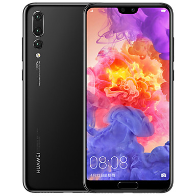 "Huawei P20 Pro China Version 6.1inch "" 4G Smartphone ( 6GB + 64GB 40+20+8mp Hisilicon Kirin 970 4000mAh )"