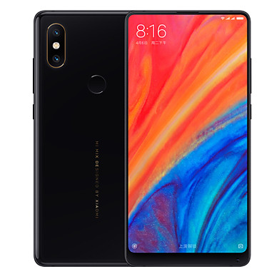 "Xiaomi Mi Mix 2S China Version(English Only) 5.99inch "" 4G Smartphone ( 6GB + 128GB 12 + 12mp Snapdragon 845 3400mAh )"