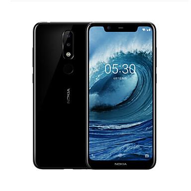 "NOKIA Nokia X5 "" 4G Smartphone ( 3GB + 32GB 5 mp / 13 mp mAh )"