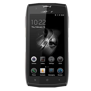 "Blackview BV7000 5 inch "" 4G Smartphone (2GB + 16GB 8 mp MediaTek MT6750T 3500 mAh mAh) / 1920*1080 / Dual Camera"