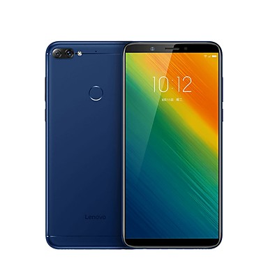 "Lenovo K5 note 6 inch "" 4G Smartphone (3GB + 32GB 2 mp / 16 mp Qualcomm Snapdragon 450 3760 mAh mAh)"