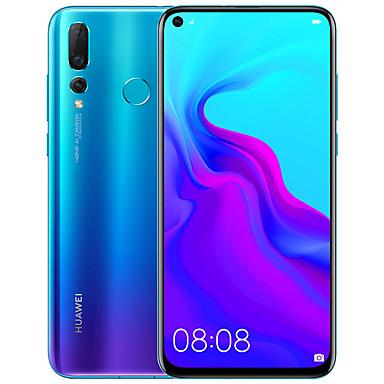 "Huawei nova 4 48MP 6.4 pulgada "" Smartphone 4G ( 8GB + 128GB 2 mp / 16 mp / 48 mp Hisilicon Kirin 970 3750 mAh mAh )"
