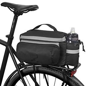 b soul 6 5 l bike rack bag