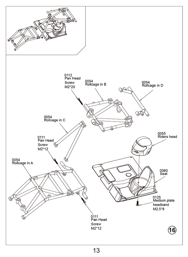 RC Car WL Toys 12428 2.4G 4WD High Speed Drift Car Off
