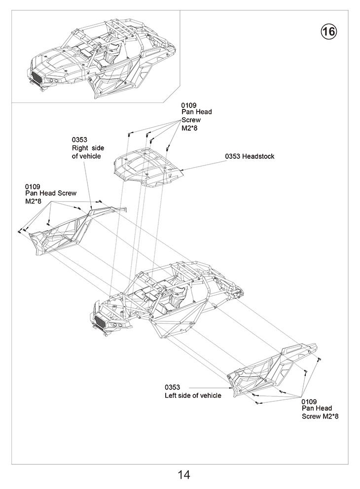 RC Car WLtoys 12428-B 2.4G Buggy (Off-road) / Rock