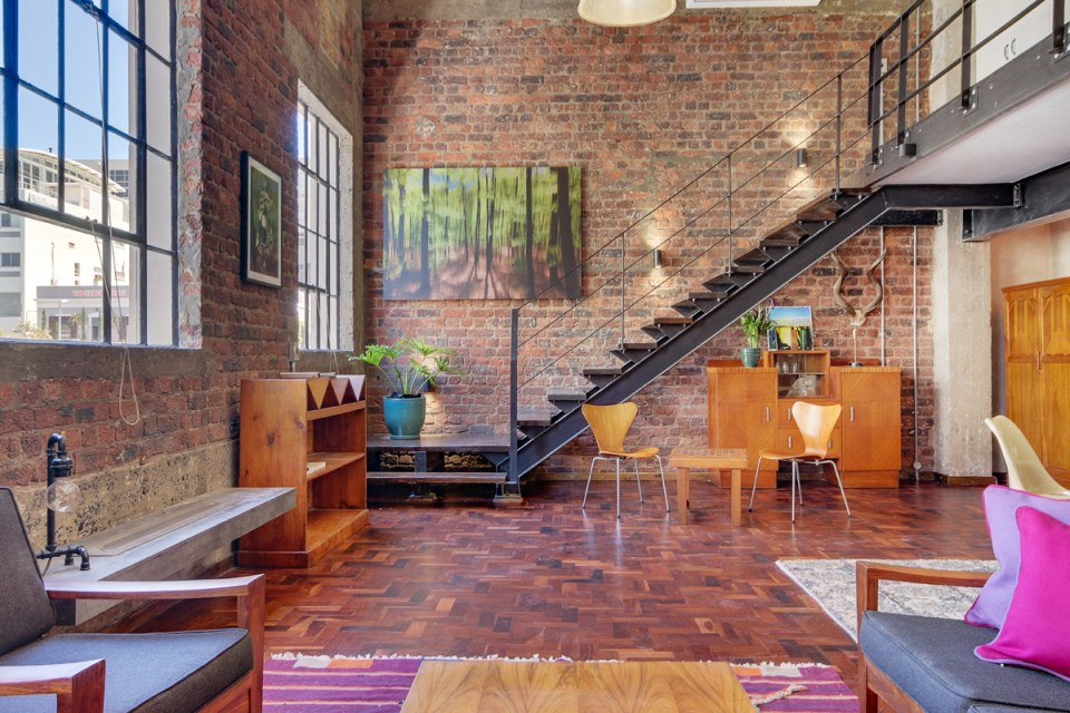 New York Loft Style Apartment 7