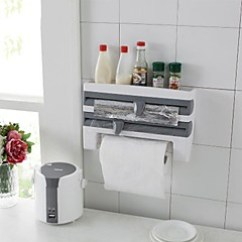 Cheap Kitchen Storage Bath And Stores Online For 2019 Organization Boxes Abs Creative Gadget Easy To Use 1pc