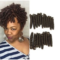 Braiding Hair Bouncy Curl / Toni Curl Twist Braids / Pre ...