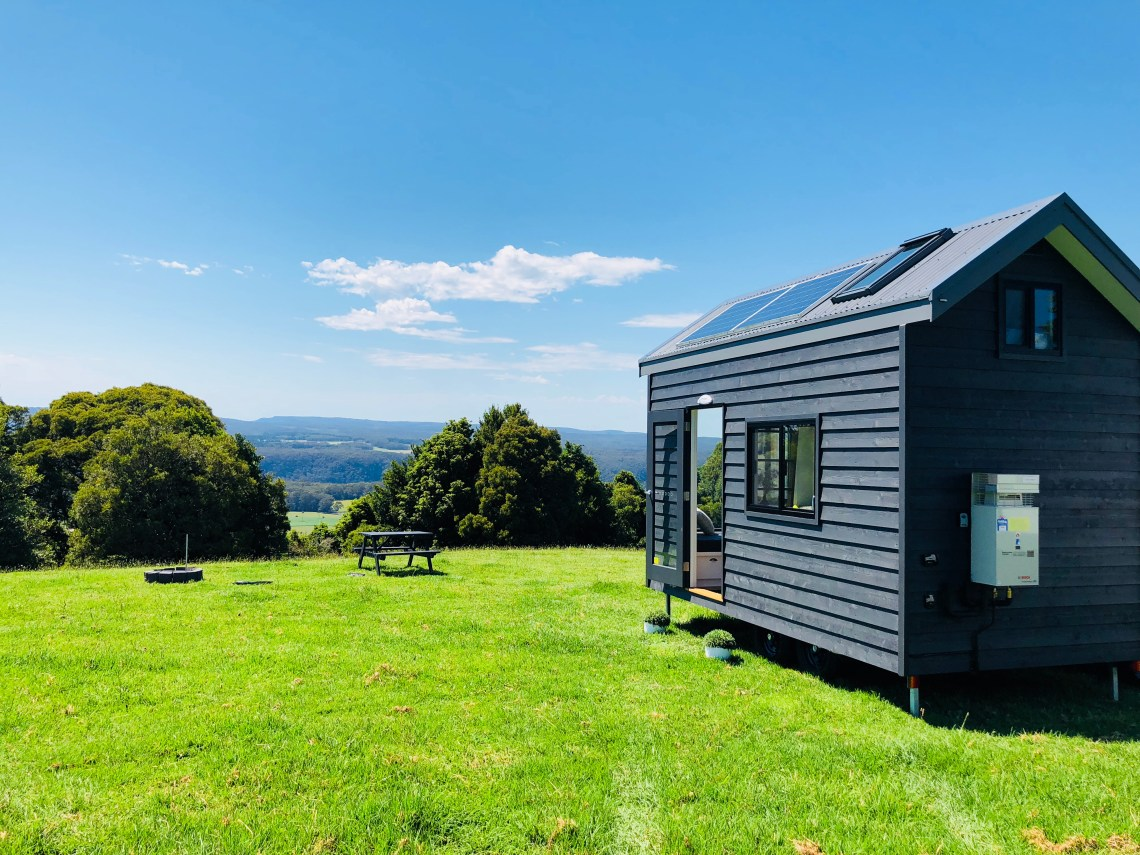 Tiny House Rental In Nsw