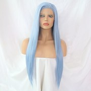 synthetic lace front wig women's