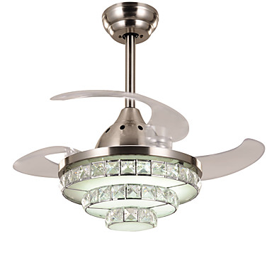 32inch Invisible Ceiling Fan Modern/Contemporary Living