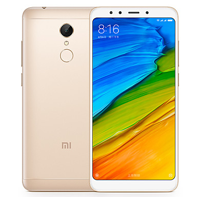 "Xiaomi Redmi 5 5.7"" 4G Smartphone (3GB+32GB 12MP Snapdragon 450 18:9 Screen 3300mAh)"