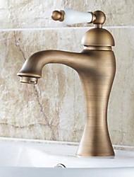 antique brass bathroom faucet - lightinthebox