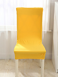 chair covers malta cover hire southampton fabric lightinthebox com solid colored jacquard 65 rayon 35 polyester slipcovers