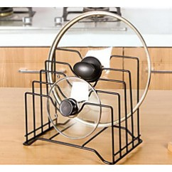 Cheap Kitchen Storage Rear Travel Trailers Online For 2019 Organization Cookware Holders Stainless Steel Easy To Use 1pc