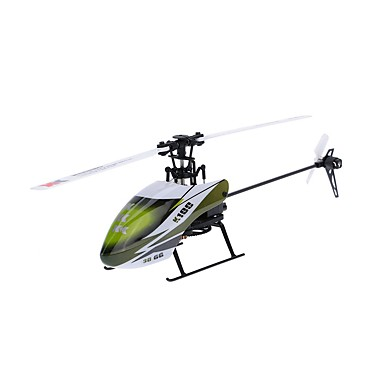 RC Helicopter XK K100 6CH 6 Axis 2.4G Brushless Electric