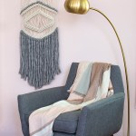 Make A Diy Macrame And Yarn Wall Hanging To Beautify Your Home