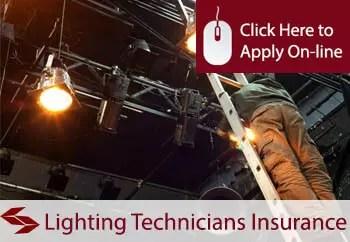 lighting technicians liability insurance