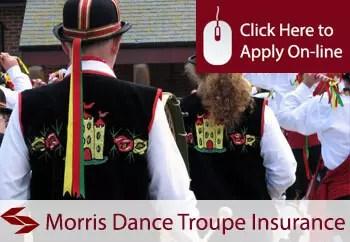 morris dance troupes public liability insurance