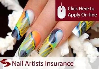nail artists liability insurance