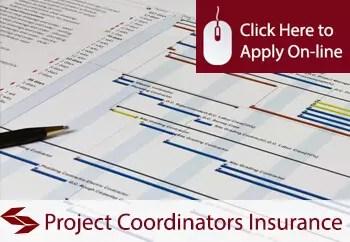 project coordinators public liability insurance