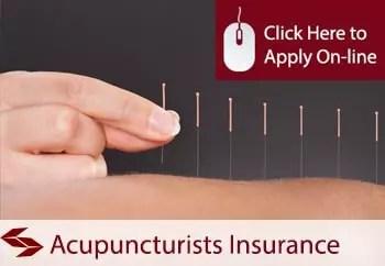 Acupuncturists medical malpractice insurance