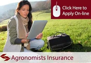 agronomists public liability insurance
