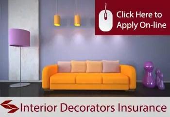 interior decorators public liability insurance