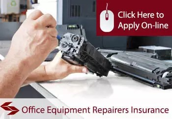 office equipment service and repairers public liability insurance