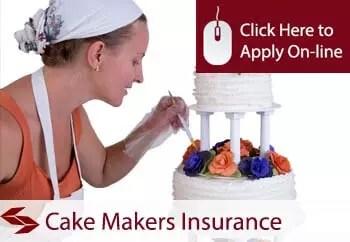 cake makers and decorators public liability insurance