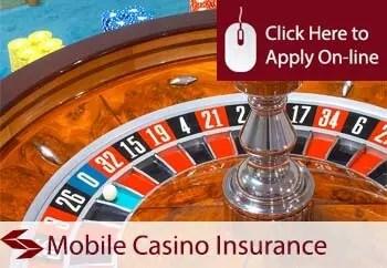 mobile casino liability insurance