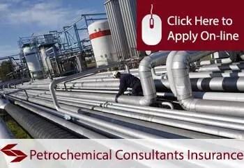 petrochemical consultants public liability insurance