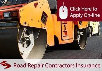 road repair contractors public liability insurance