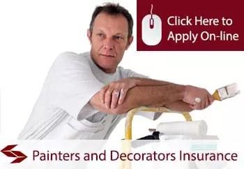 domestic painters and decorators public liability insurance