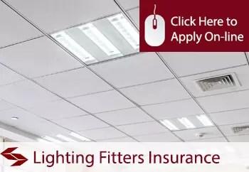 lighting fitters public liability insurance
