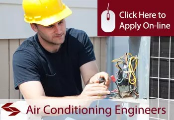 industrial air conditioning installers liability insurance