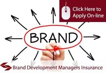 brand development managers public liability insurance