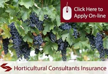 horticultural consultants public liability insurance