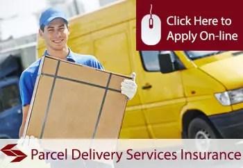 parcel delivery services public liability insurance