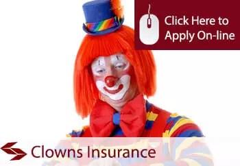 clowns public liability insurance